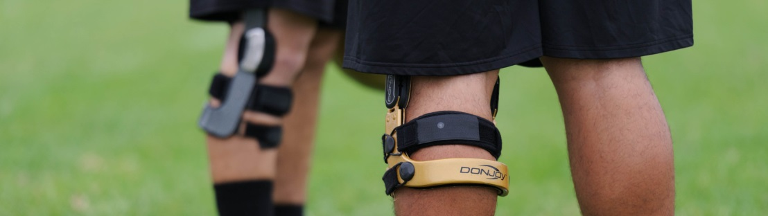 Football Knee Braces and Supports