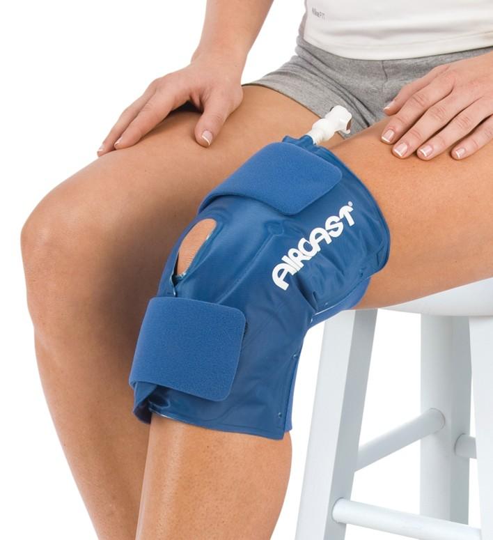 Aircast Knee Cryo/Cuff w/Cooler