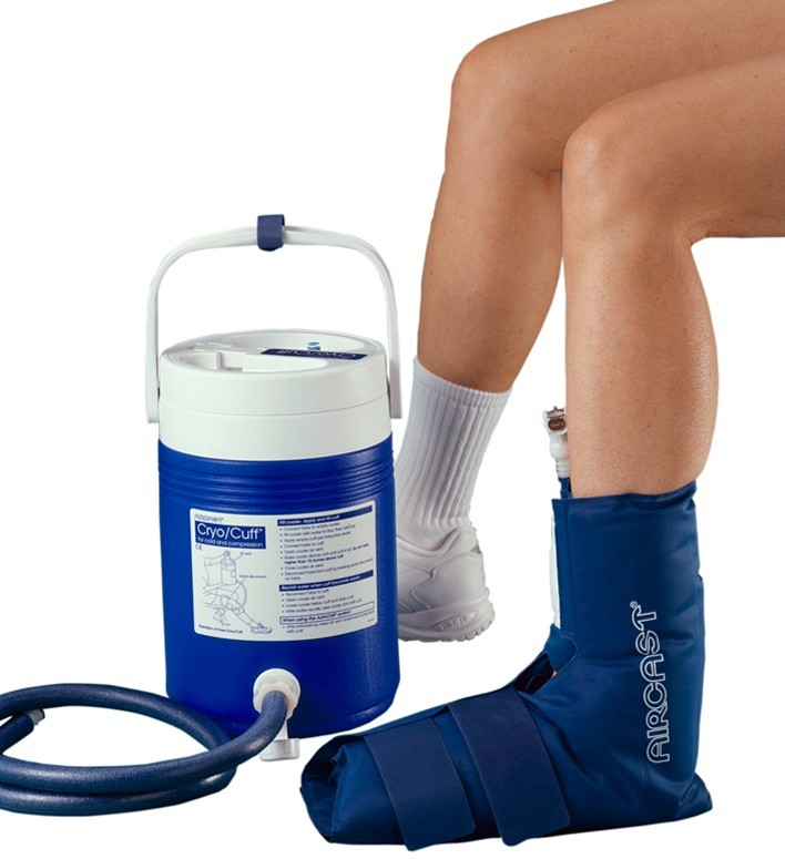 Aircast Cryo/Cuff Ankle