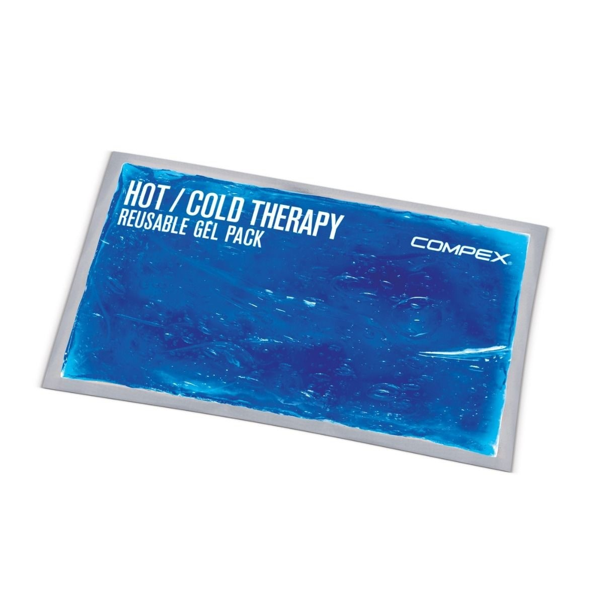 Compex reusable hot/cold gel pack box