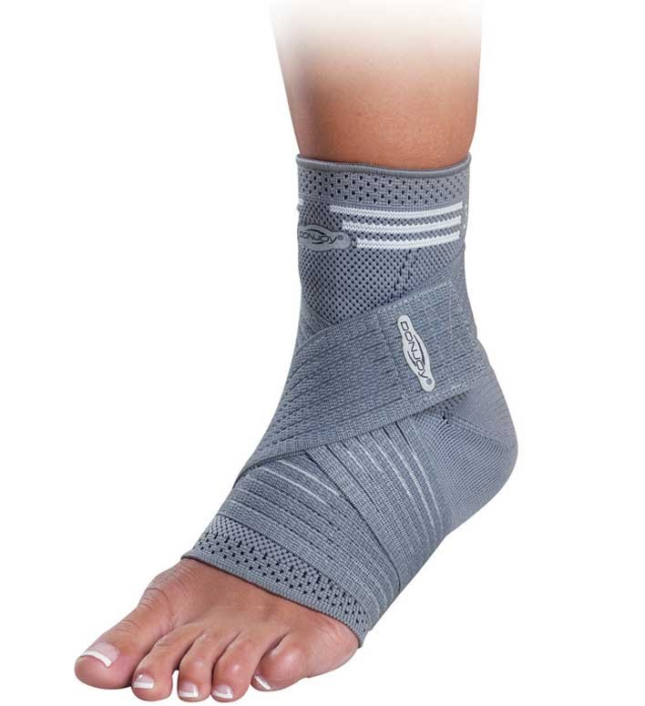Elastic Strapping Ankle
