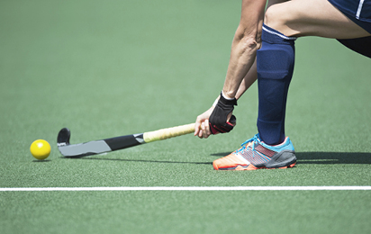 Field Hockey Braces and Supports