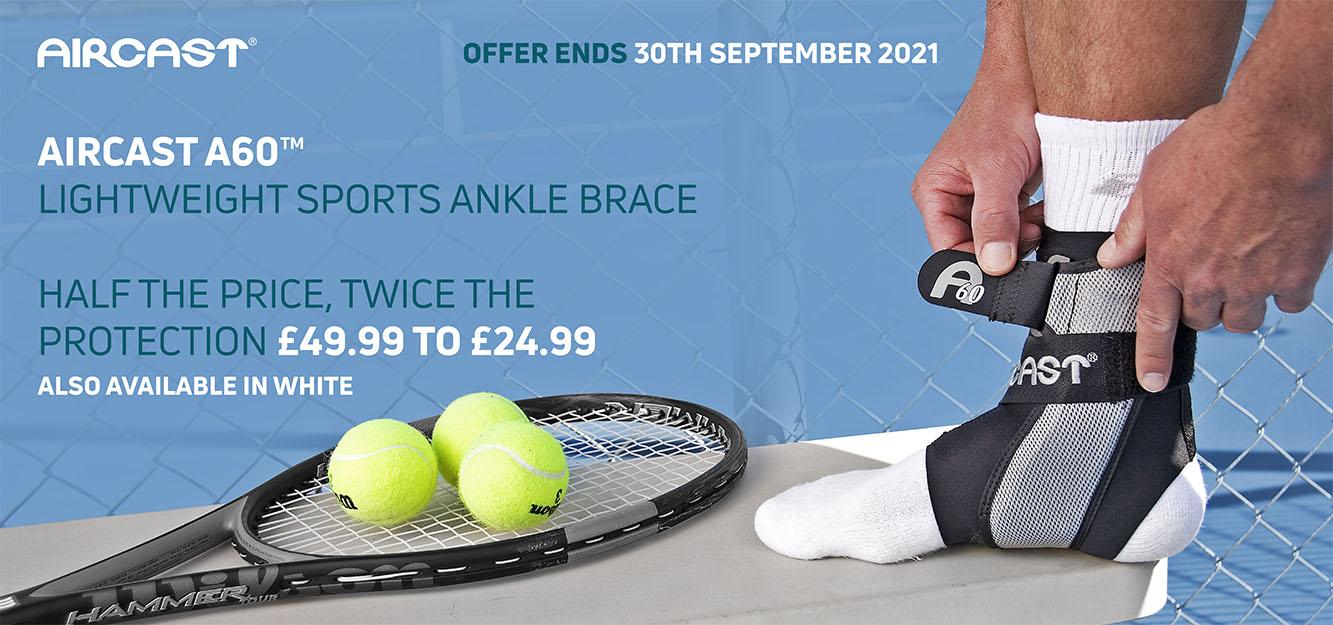 Aircast ankle brace A60